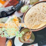 快適ワインディング!蒲郡市から矢作ダム経由で恵那の蕎麦を食べに行こう♪ ここカメ!ドライブルートNo.1