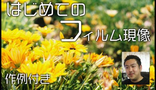 初めてのフィルム一眼レフ!【Nikon F2】を使ってみました