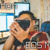 コンパクトで便利なミラーレス『EOS M10』を導入しました!